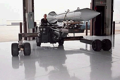 Nuclear Information Project, The B61-11 The Birth of A Nuclear Bomb
