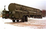 A mobile version of the SS-27 Topol-M is expected become operational in 2004